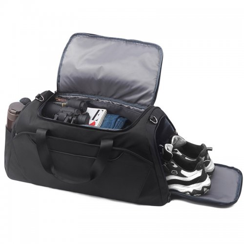 Custom-logo-business-travel-nylon-duffel-bag-wholesale-SDB002-2