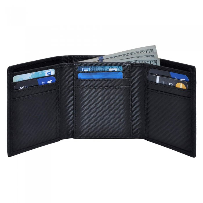 Aamzon-hot-sale-Wallet-For-Men-PU-Leather-Mens-Trifold-Wallet-WL009-2
