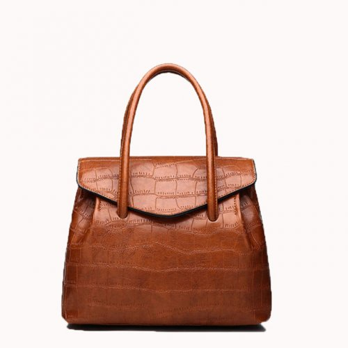Alligator-pattern-handbags-PU-leather-daily-women-tote-bag-HB026-1