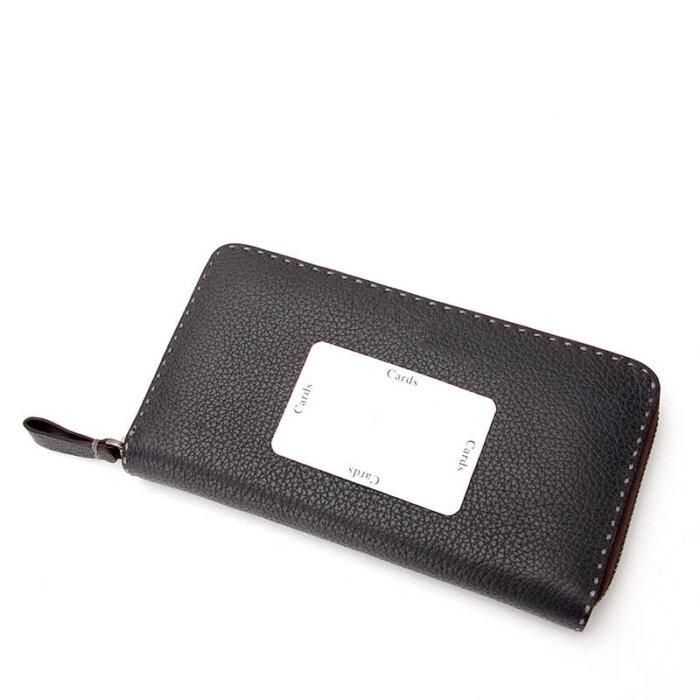 Amazon-hot-selling-Women-Vegan-Leather-Long-Clutch-Purse-Wallet-WOL012-2