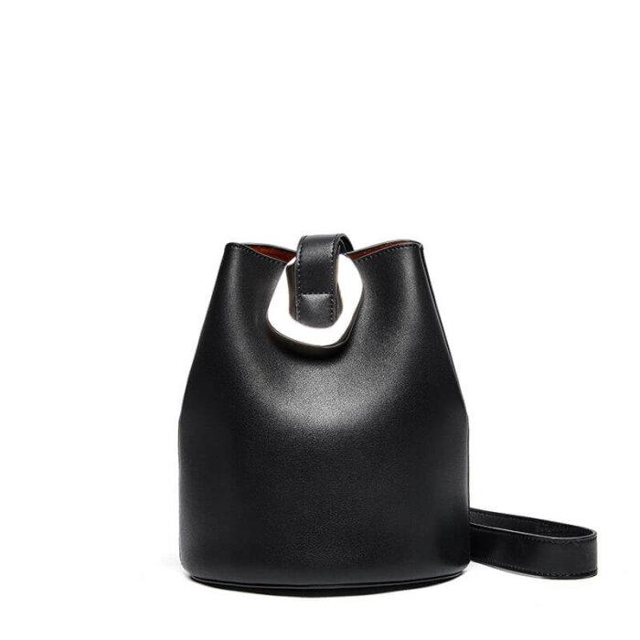 Cattlehide-real-leather-bucket-handbag-wholesale-CHB083-6