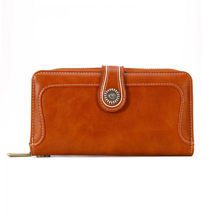 Classic-oil-waxed-leather-long-wallet-WOL030-1