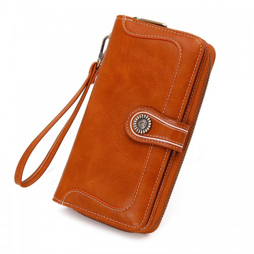 Classic-oil-waxed-leather-long-wallet-WOL030-2