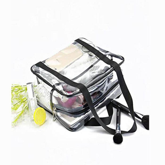 Clear-PVC-Waterproof-Makeup-Handbag-3