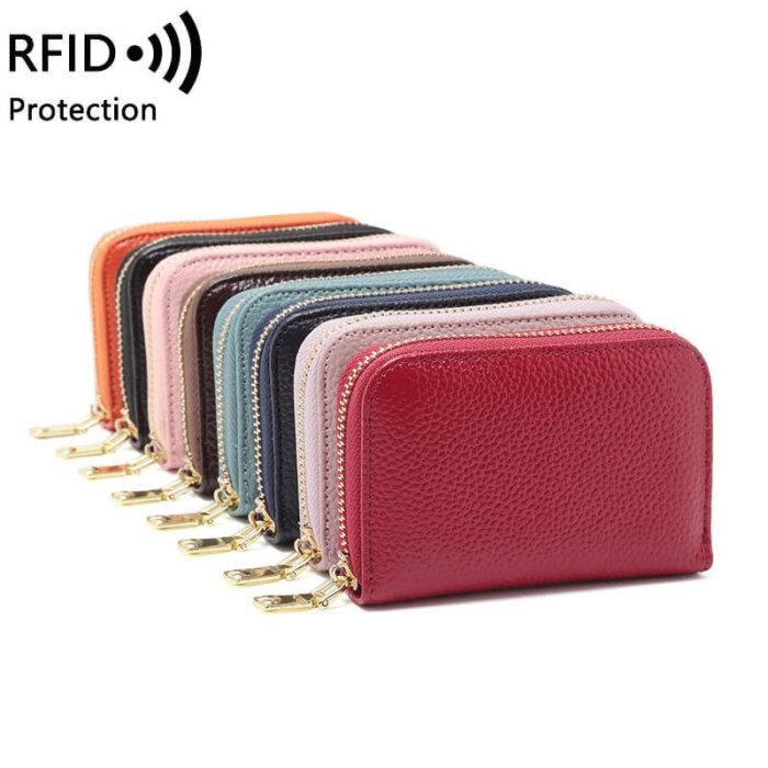 Cowdie-woman-short-wallet-wholesale-WOL031-3