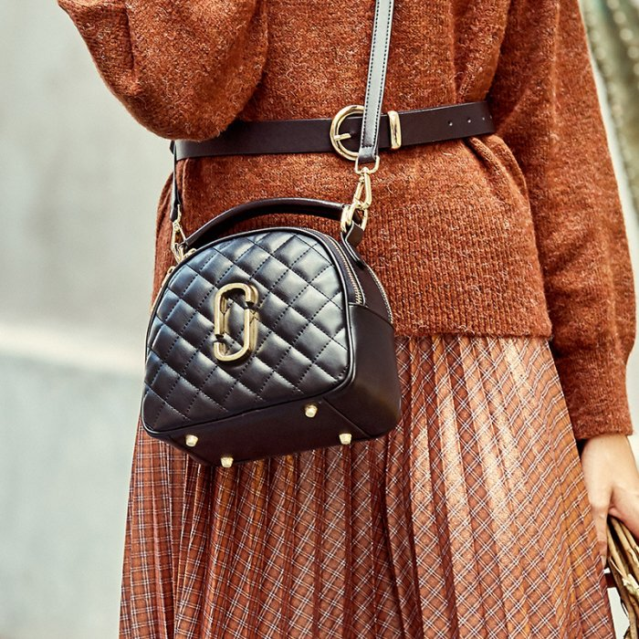 Cowhide-zipper-chain-handbag-wholesale-from-Luisway-CHB076-3