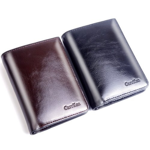 Custom-Classic-oil-waxed-leather-wallet-WL070-2