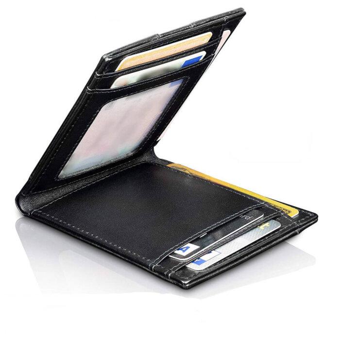 Custom-Mens-Genuine-Leather-Wallet-WL007-4