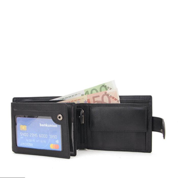 Custom-Vegan-PU-Leather-Mens-Wallet-WL023-3