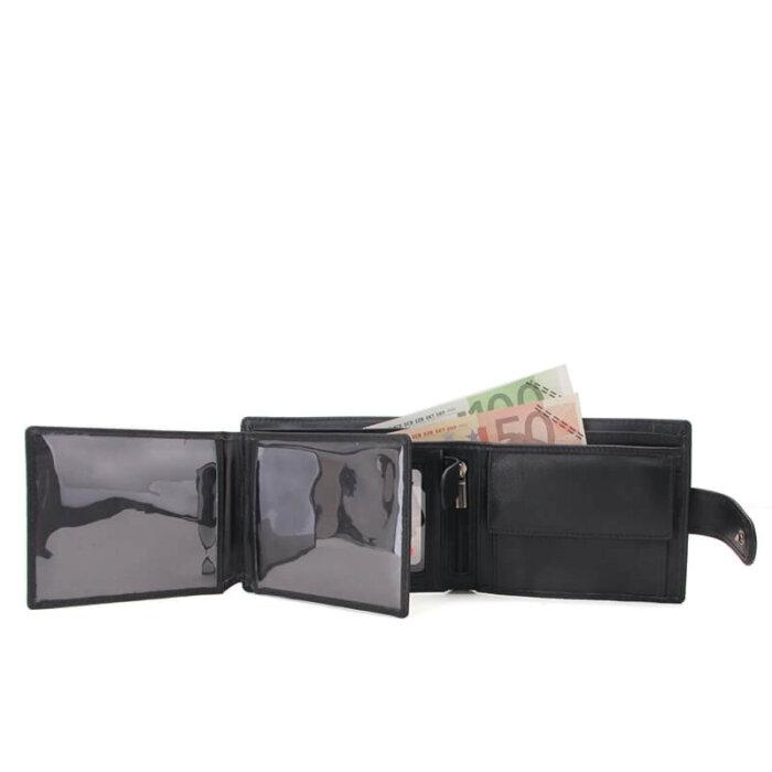 Custom-Vegan-PU-Leather-Mens-Wallet-WL023-4