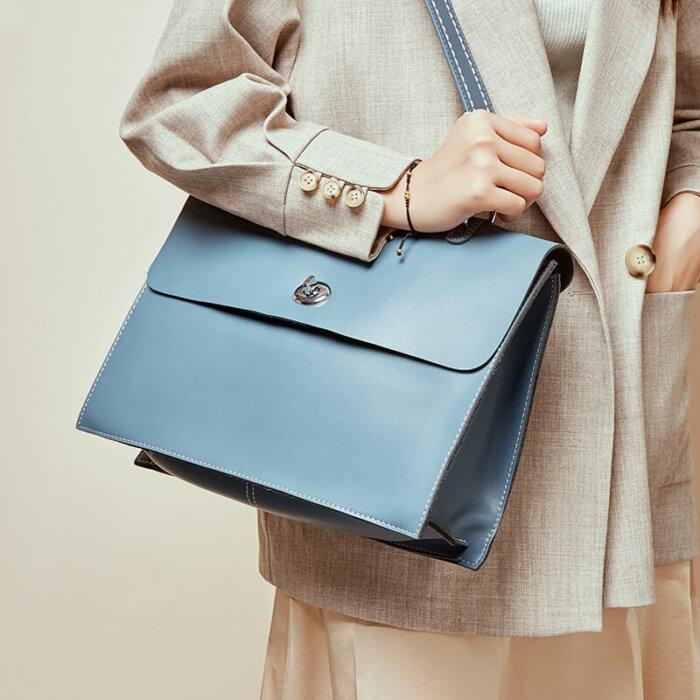 Custom-large-capacity-cowhide-handbag-CHB086-1