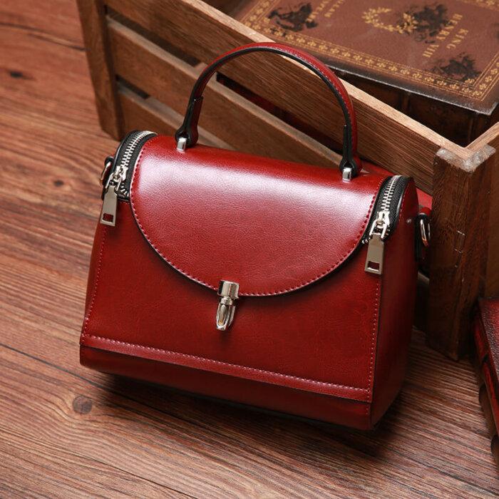 Custom-logo-cowhide-oil-waxed-handbags-CHB085-2