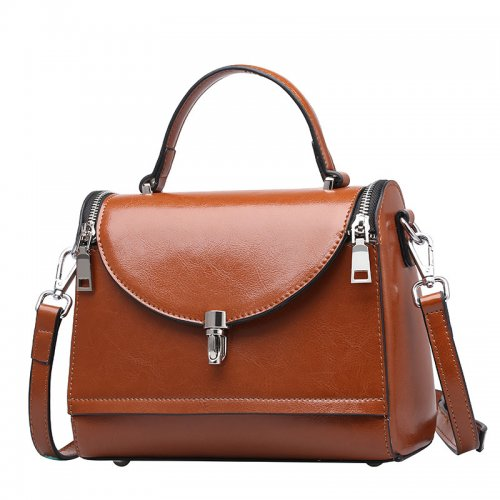 Custom-logo-cowhide-oil-waxed-handbags-CHB085-3