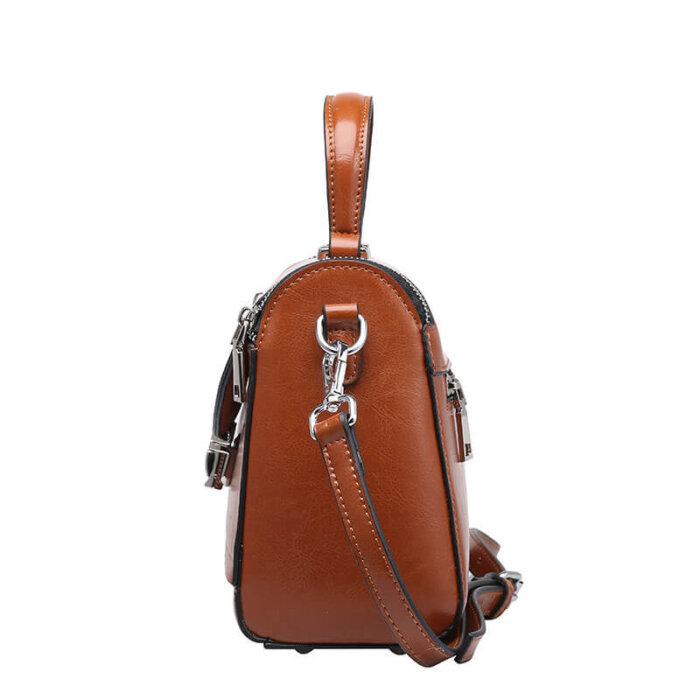 Custom-logo-cowhide-oil-waxed-handbags-CHB085-4
