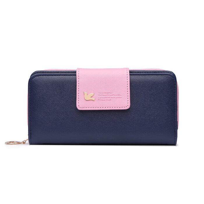 Custom-logo-woman-Long-wallet-WOL029-1
