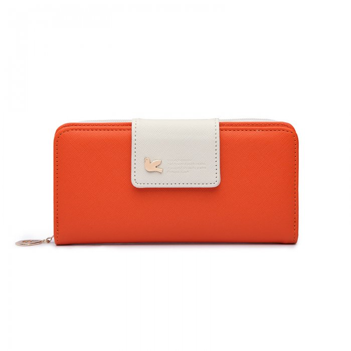 Custom-logo-woman-Long-wallet-WOL029-2
