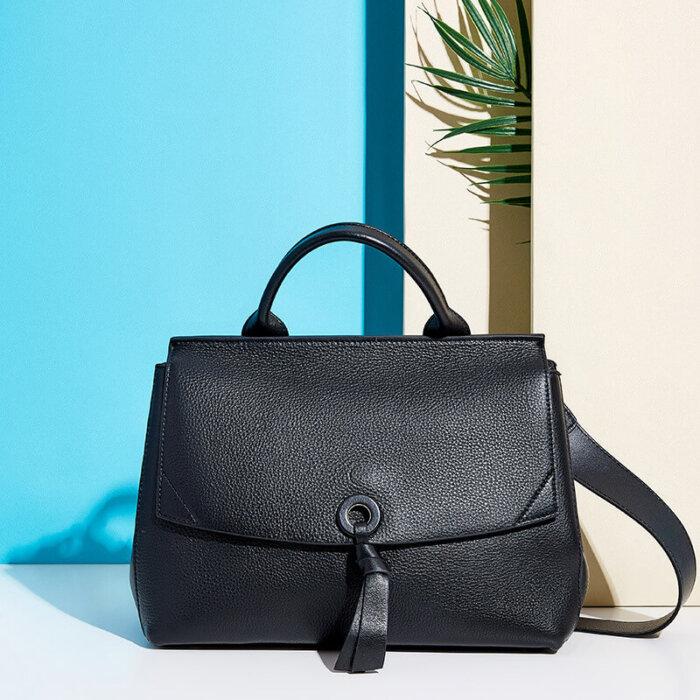 Custom-real-leahter-woman-handbag-CHB100-2