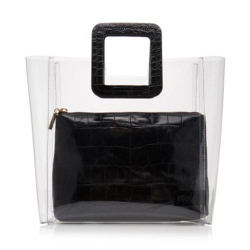 Designer-women-transparent-PVC-handbag-set-HB052-1