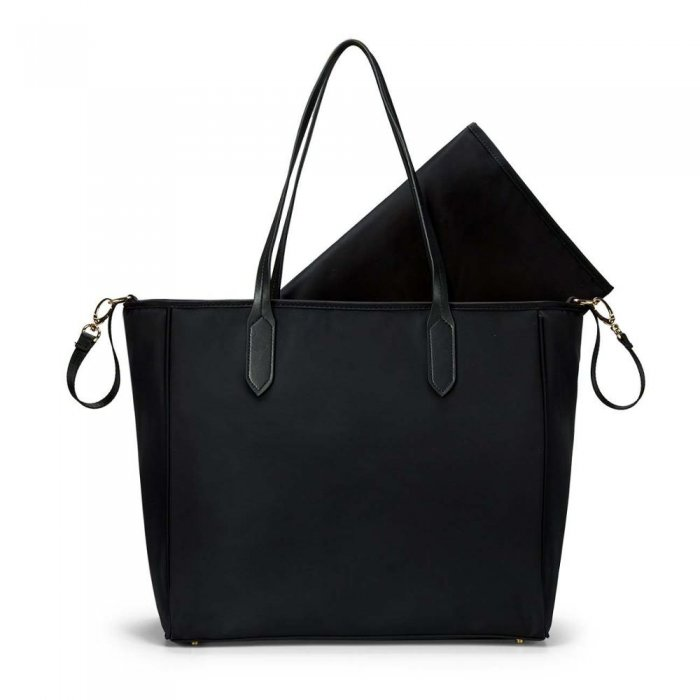 Diaper-Bag-Large-Totes-Handbag-with-Changing-Pad-HB060-1
