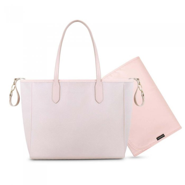 Diaper-Bag-Large-Totes-Handbag-with-Changing-Pad-HB060-2