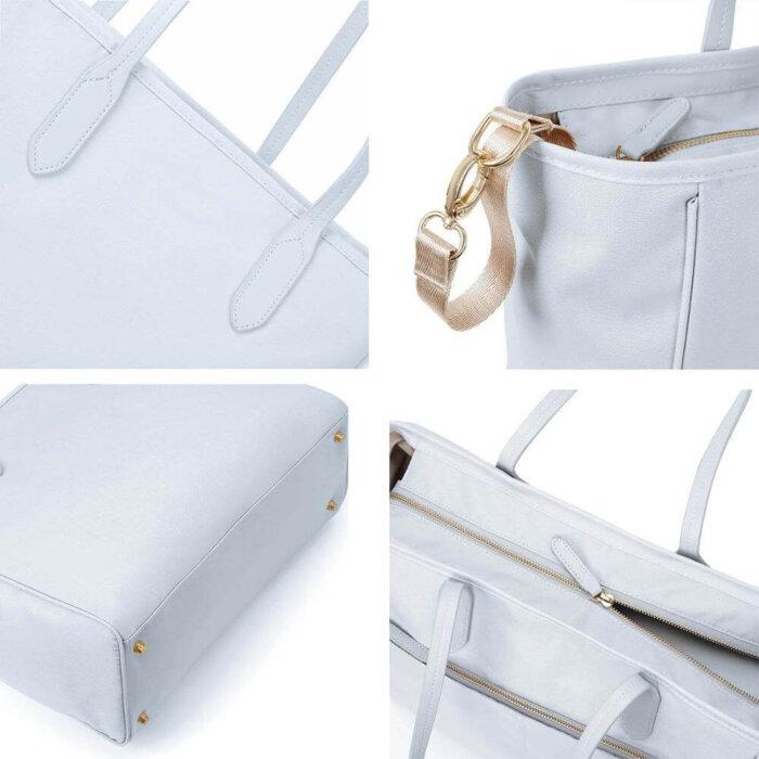 Diaper-Bag-Large-Totes-Handbag-with-Changing-Pad-HB060-6