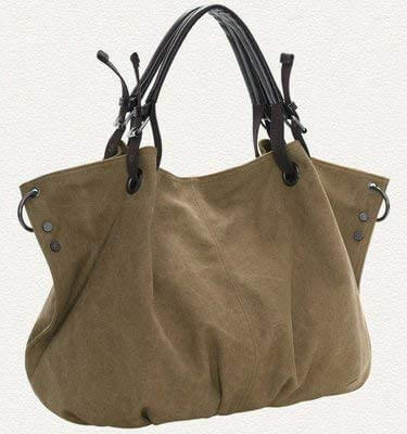 European-Style-Canvas-Large-Tote-Top-Handle-Bag-HB063-5