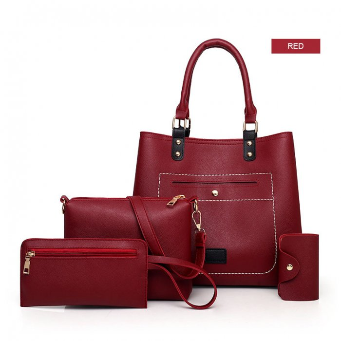 Fashion-4pcs-Sets-Lady-handbags-wholesale-HB079-2
