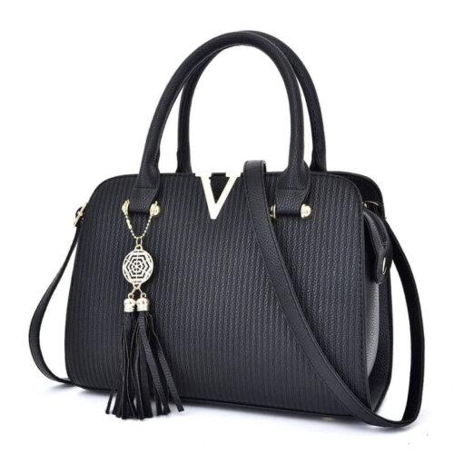 Fashion-Hand-Women-Sling-Shoulder-Cross-body-Luxury-Leather-Handbag-Set-HB064-3