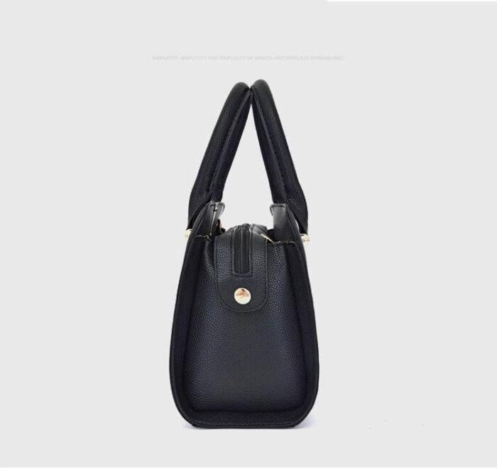 Fashion-Hand-Women-Sling-Shoulder-Cross-body-Luxury-Leather-Handbag-Set-HB064-4