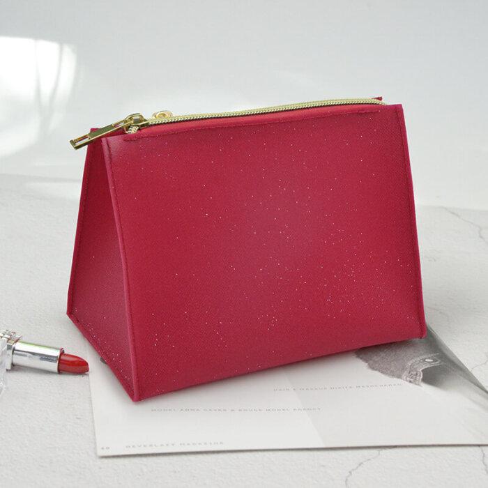 Fashion-PU-Leather-Red-Set-3-Organizer-Cosmetic-Bag-COS010-4