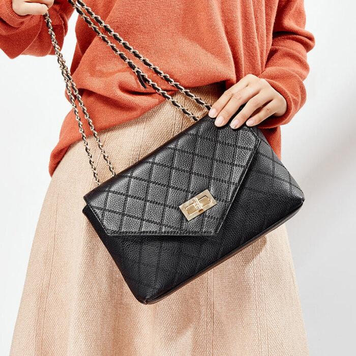 Fashion-chain-cowhide-crossbody-bag-wholesale-CHB063-3