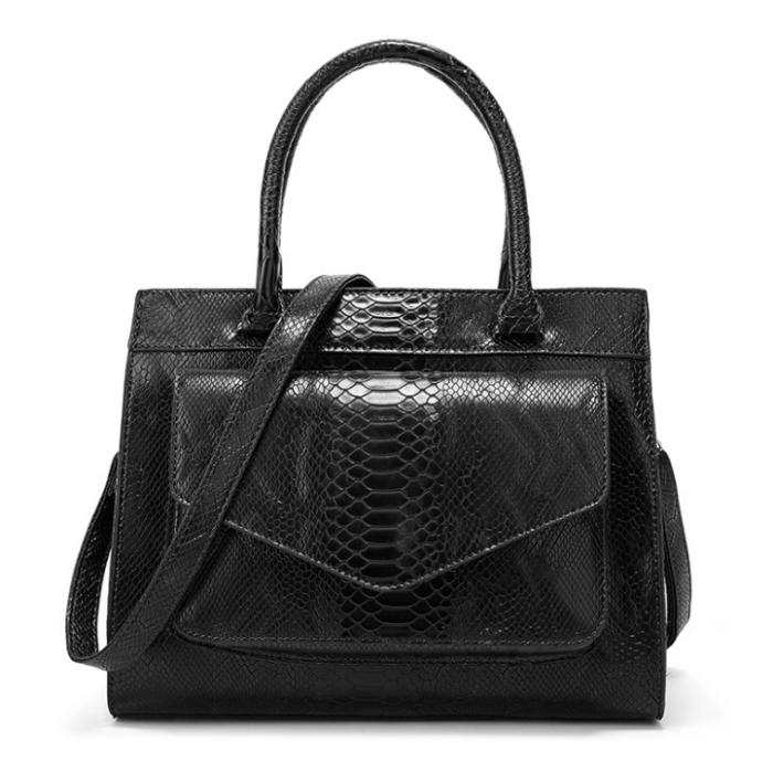 Fashion-embossed-python-snake-online-shopping-ladies-hand-bags-HB042-2