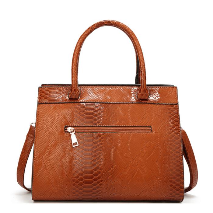 Fashion-embossed-python-snake-online-shopping-ladies-hand-bags-HB042-4