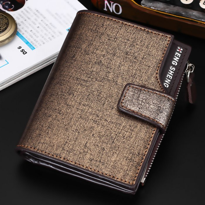 Fashion-pu-leather-short-wallet-for-man-WL068-3
