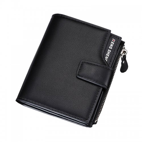 Fashion-pu-leather-short-wallet-for-man-WL068-4