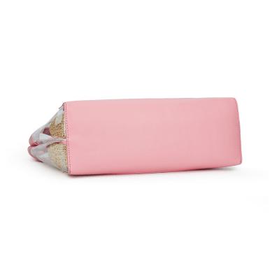 Fashion-transparent-chain-women-pvc-handbag-HB033-2