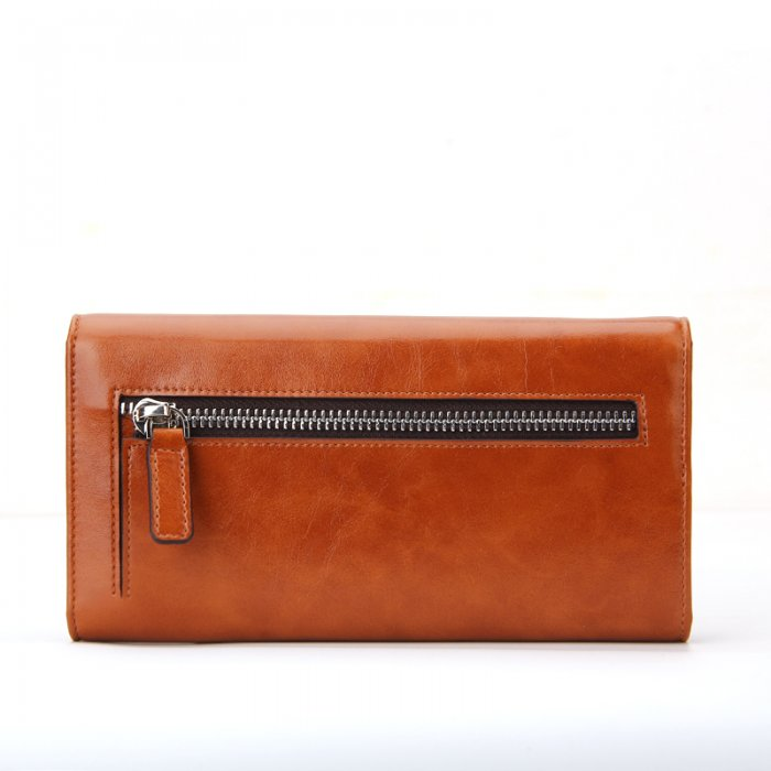 Genuine-Leather-Long-Luxury-Women-Wallet-Made-in-China-WOL014-2