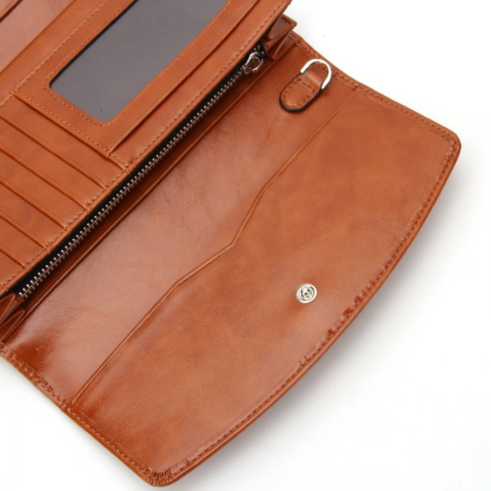 Genuine-Leather-Long-Luxury-Women-Wallet-Made-in-China-WOL014-5