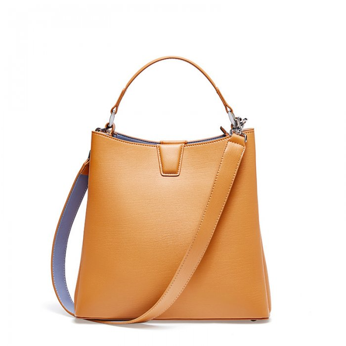 Genuine-leather-bucket-crossbody-handbag-CHB078-5