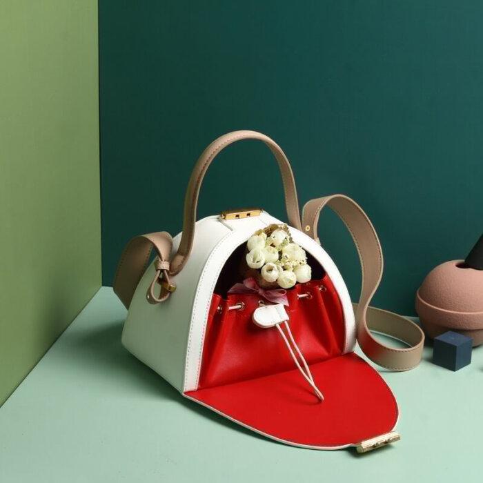 Genuine-leather-shell-style-handbag-CHB046-3