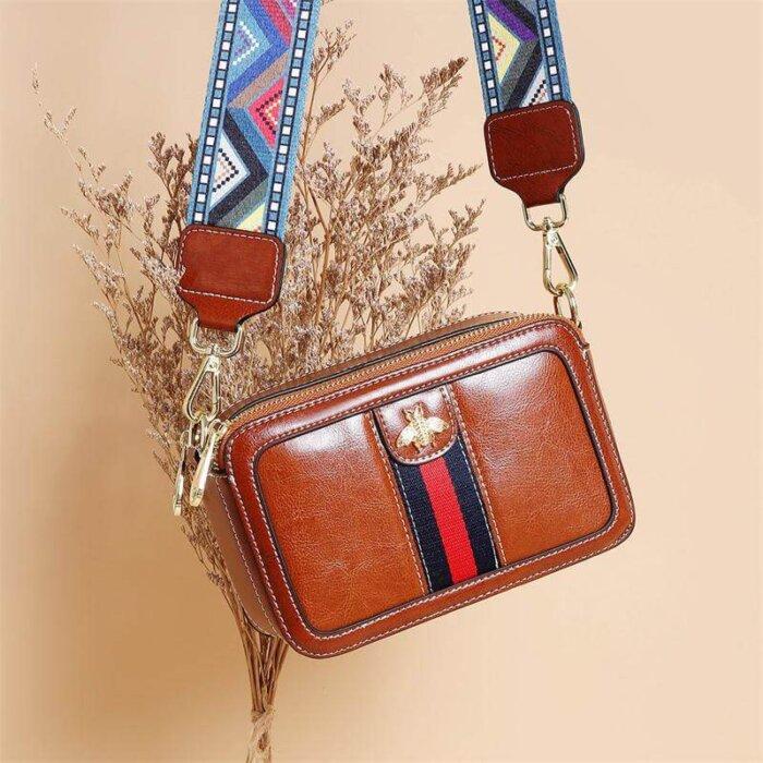 Hot-sale-fashion-shoulder-genuine-leather-handbag-CHB061-3