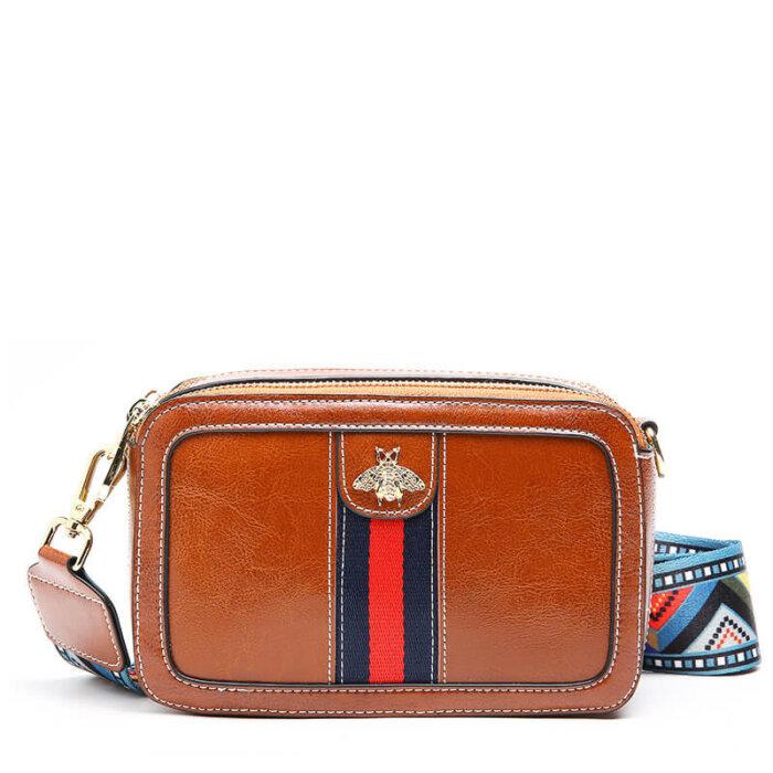 Hot-sale-fashion-shoulder-genuine-leather-handbag-CHB061-4