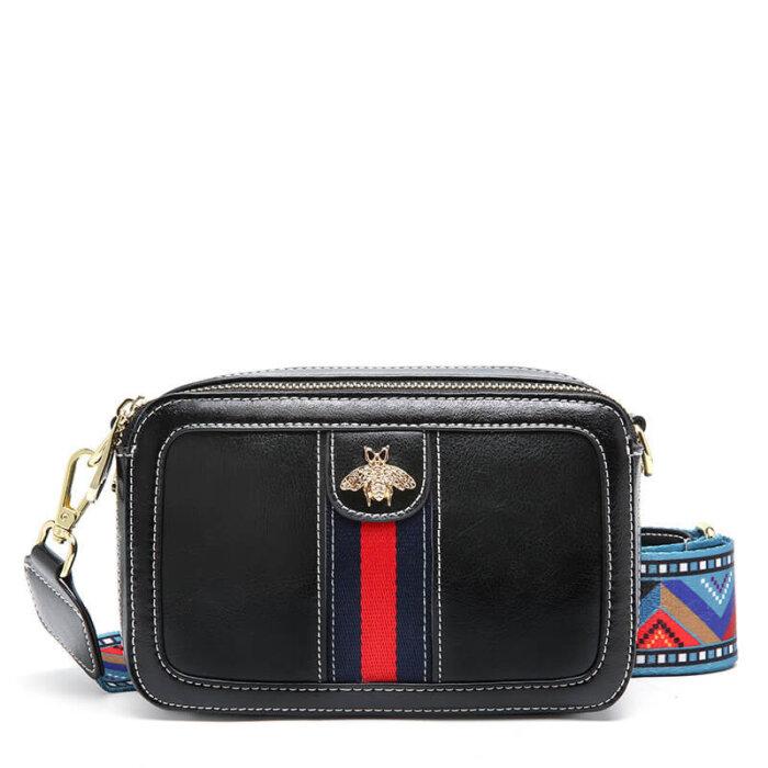 Hot-sale-fashion-shoulder-genuine-leather-handbag-CHB061-6
