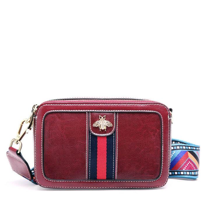 Hot-sale-fashion-shoulder-genuine-leather-handbag-CHB061-7