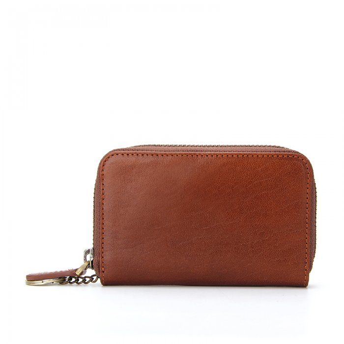 Key-Chain-Genuine-Cow-Leather-Unisex-Wallet-Wholesale-WOL006-2
