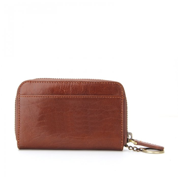Key-Chain-Genuine-Cow-Leather-Unisex-Wallet-Wholesale-WOL006-3