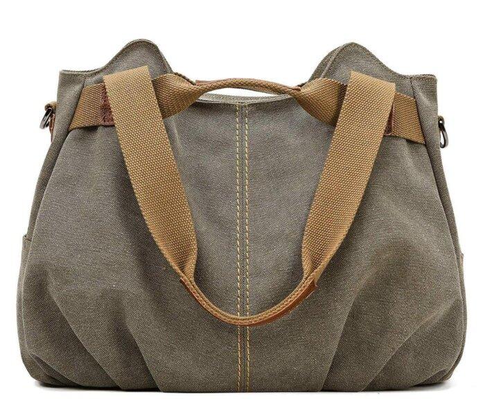 Ladies-Casual-Vintage-Hobo-Canvas-Shoulder-Tote-Handbag-HB074-1