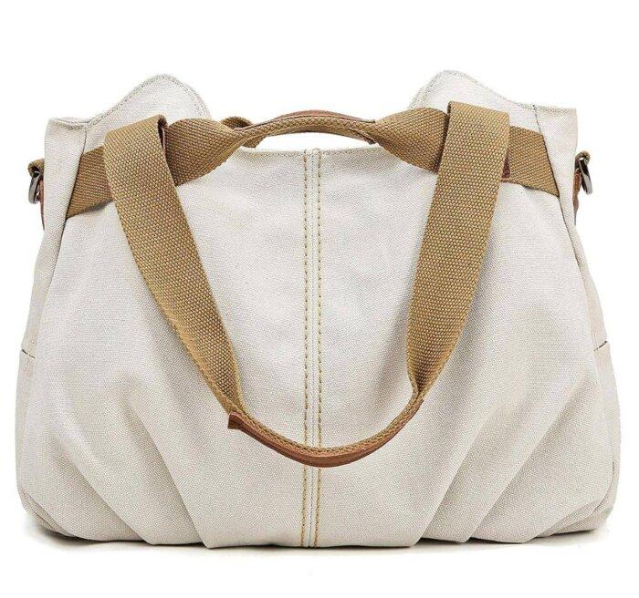 Ladies-Casual-Vintage-Hobo-Canvas-Shoulder-Tote-Handbag-HB074-2