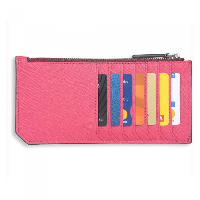 Ladies-Credit-Card-Holder-PU-Vegan-Leather-Wallet-WOL016-1
