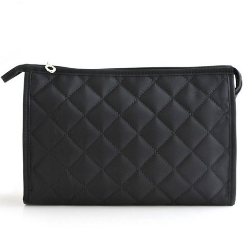 Lady-quilted-style-travel-makeup-bag-cosmetic-pouch-COS054-1